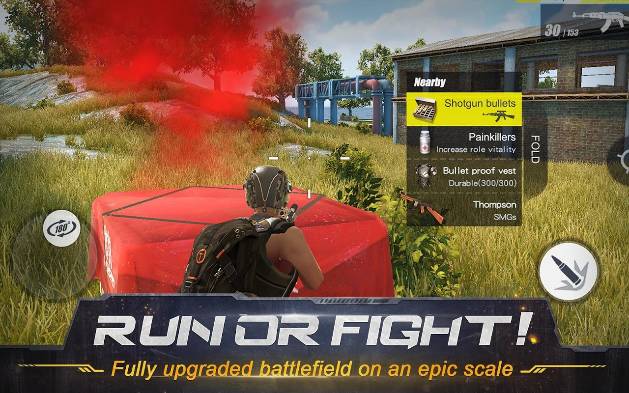 Android RULES OF SURVIVAL Screen 3