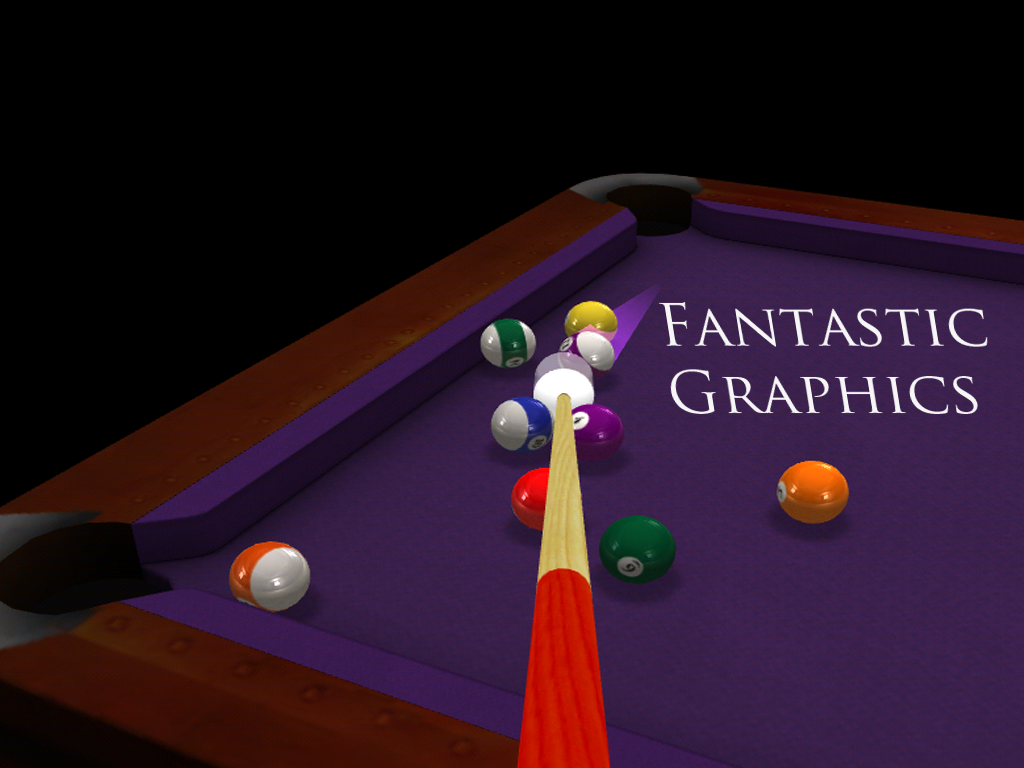 Android Pool 3D : 8 Ball Screen 1