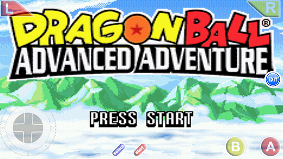 Dragon Ball Advance 2.0 Screen 1