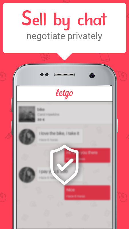 letgo 1.7.7 Screen 2