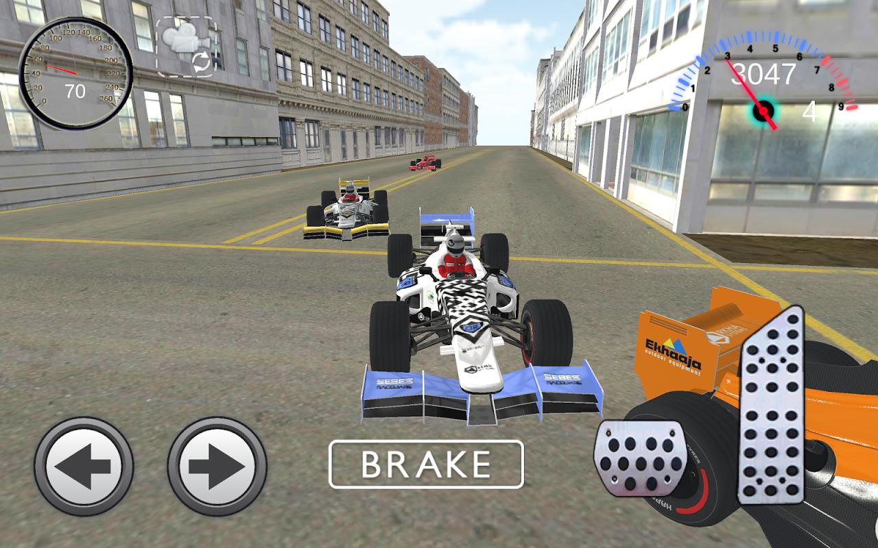 Real F1 Racing Game Simulator 1.01 Screen 4