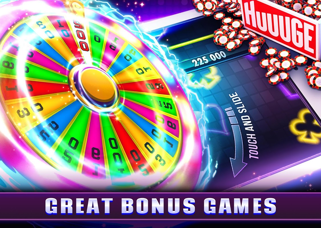 Android Huuuge Stars™ Slots Casino Games Screen 2