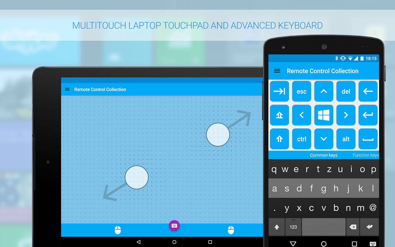 Android Remote Control Collection Screen 9