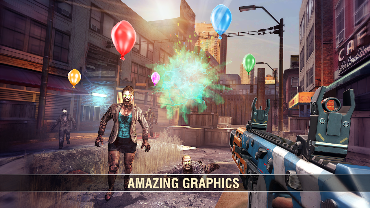 Android Dead Trigger 2: First Person Zombie Shooter Game Screen 13