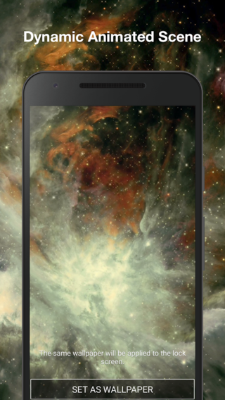 Shadow Galaxy Live Wallpaper Pro 10 Apk Download By