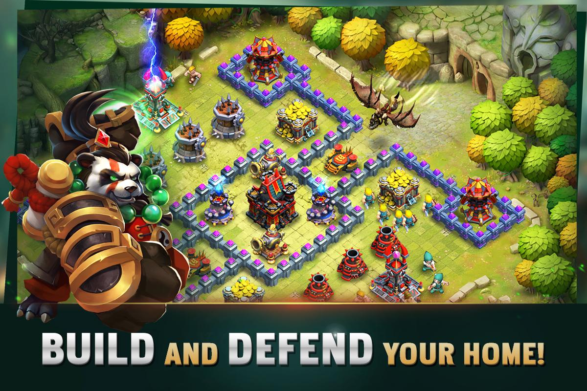 Clash of Lords 2 1.0.270 Screen 2