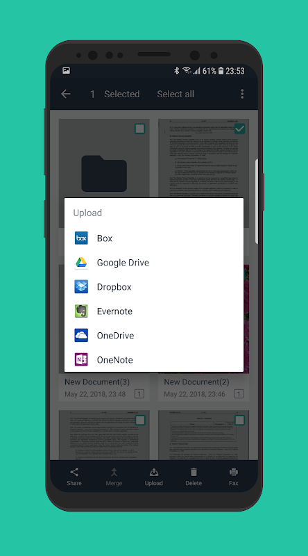 Simple Scan Pro - PDF scanner 3.1 Screen 6