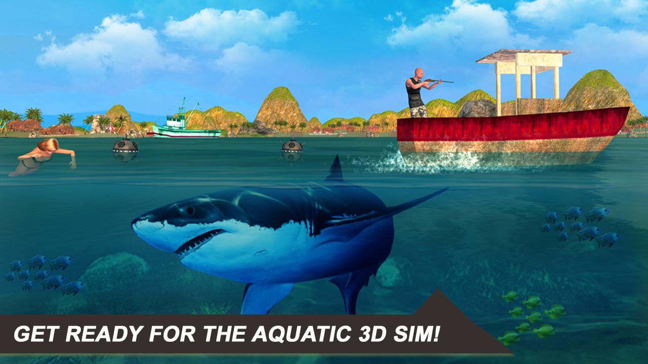 Shark Simulator 2018 1.3 Screen 4