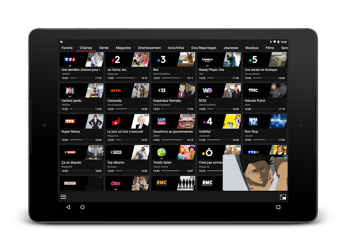 Box'n TV - Freebox Multiposte 3.0.15 Screen 4