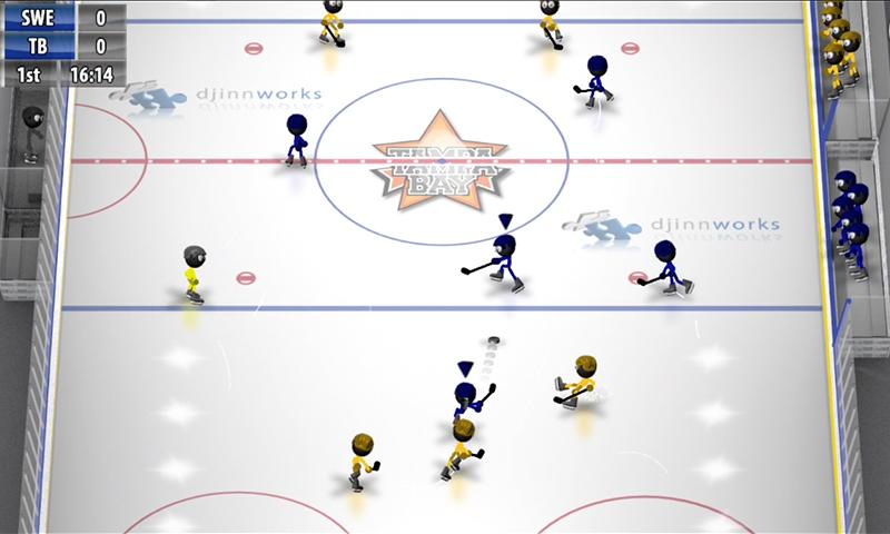 Stickman Ice Hockey 1.8 Screen 4