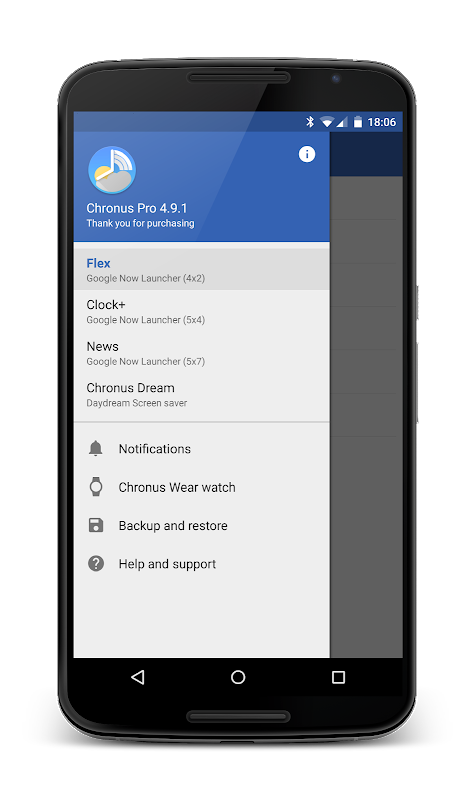 Chronus: Home & Lock Widgets 5.2 Screen 23