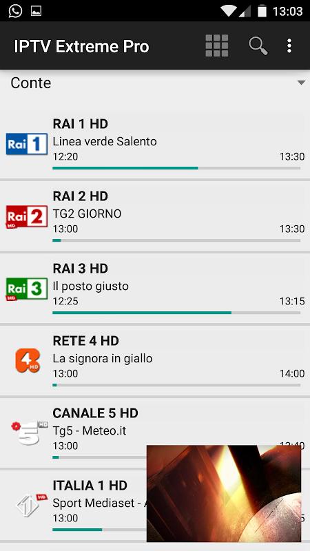 IPTV Extreme Pro 88.0 Screen 12