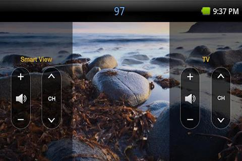 Android Samsung Smart View Screen 1