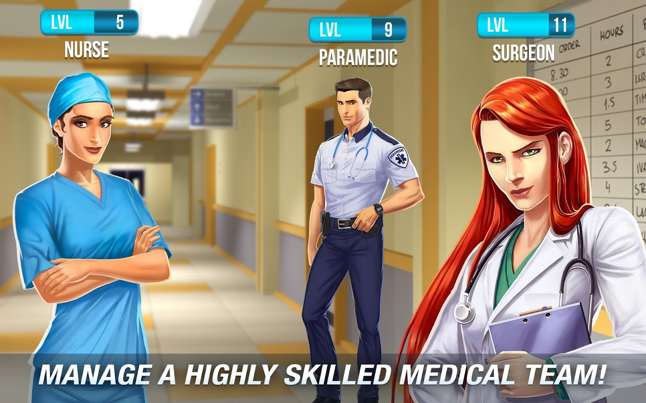 Operate Now: Hospital 1.17.6 Screen 5