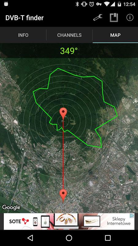 DVB-T finder 1.68 Screen 4