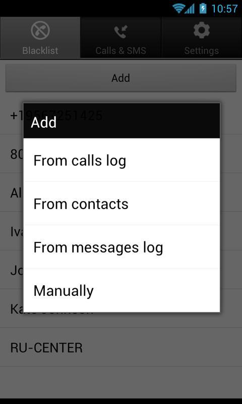 calls blacklist pro apk 3.2.12