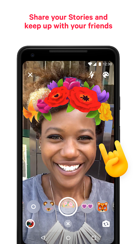 Messenger – Text and Video Chat for Free 221.0.0.0.116 Screen 3
