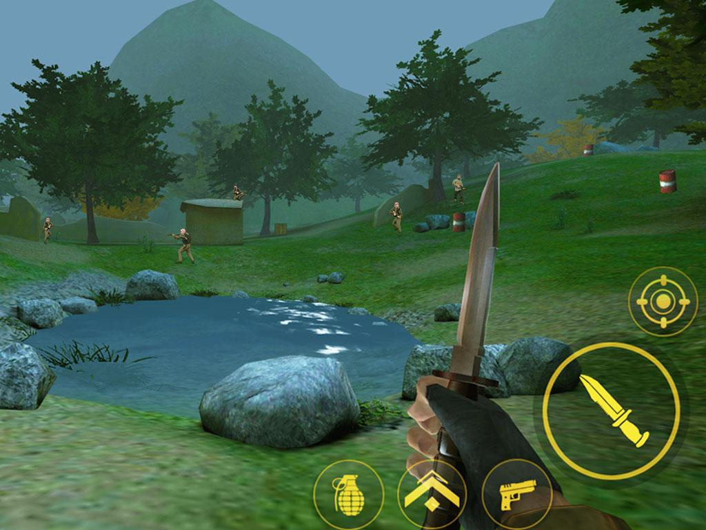 Android Yalghaar: Action FPS Shooting Game Screen 8