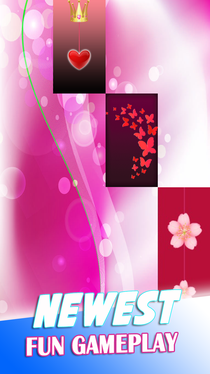 Android Fairytale Magic Piano Tiles Screen 5