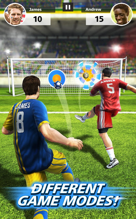 Football Strike - Multiplayer Soccer 1.10.0 Screen 8
