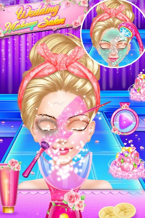 Android Wedding Makeup Salon Screen 2
