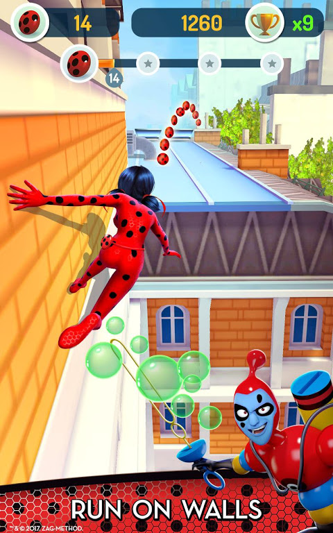 Miraculous Ladybug & Cat Noir - The Official Game 1.1.5 Screen 1