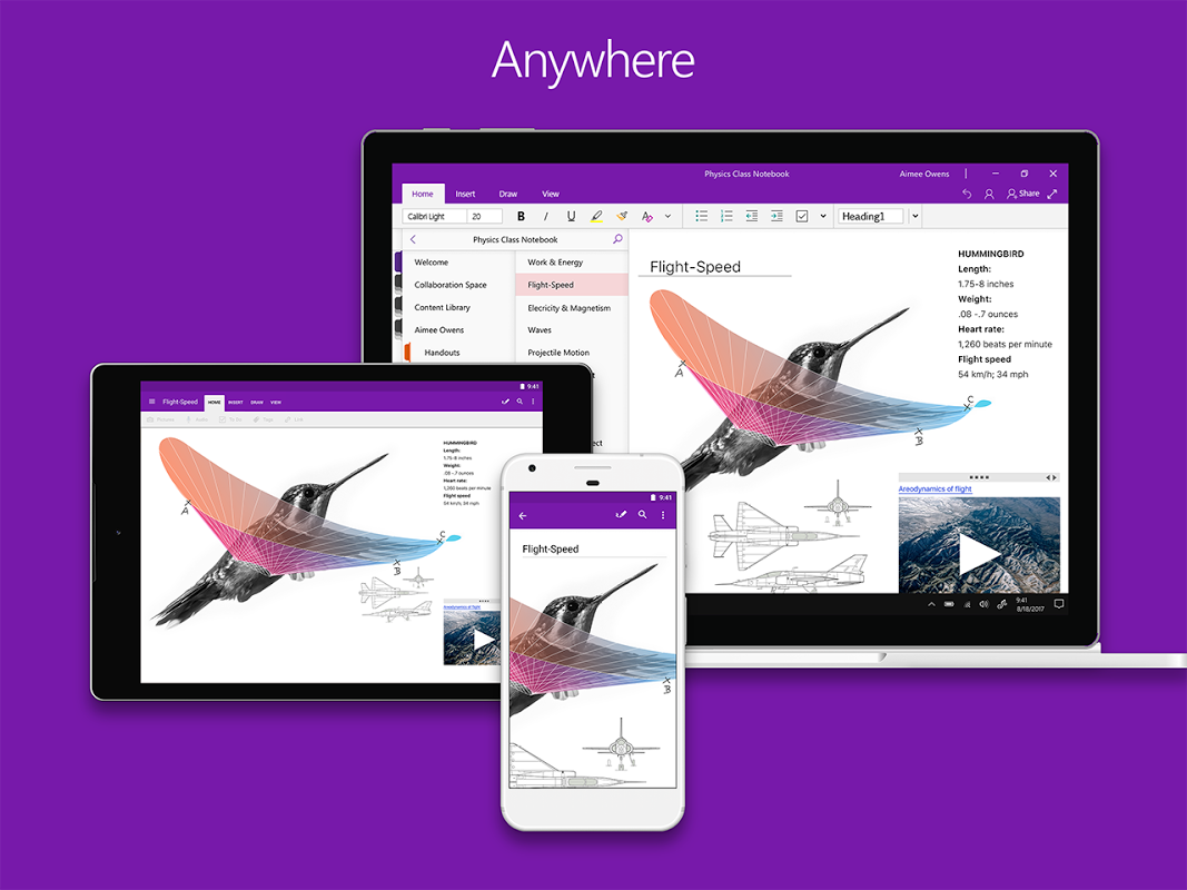 OneNote 16.0.8528.2052 Screen 14