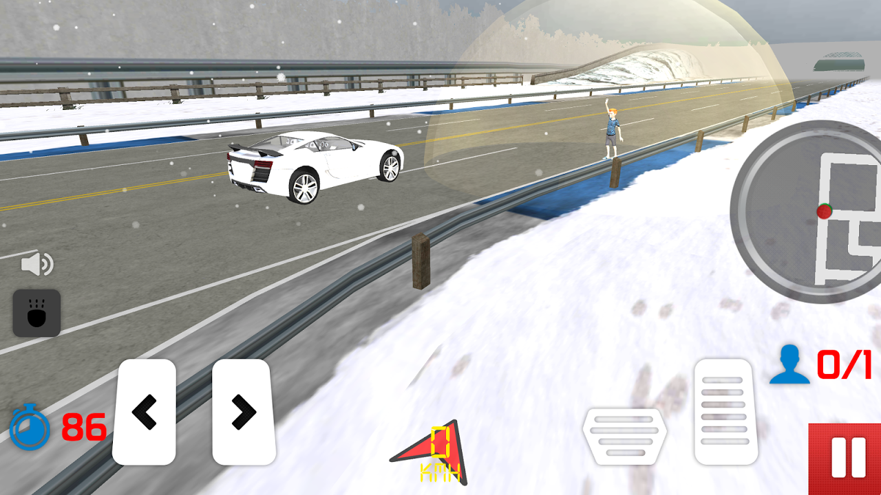 Android Lords of Roads Screen 2