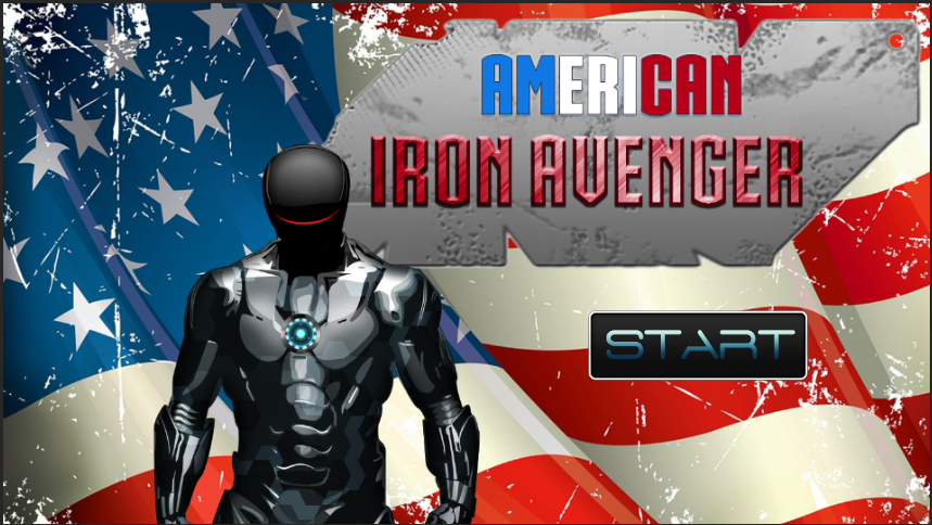 Android American Iron Avenger Screen 3