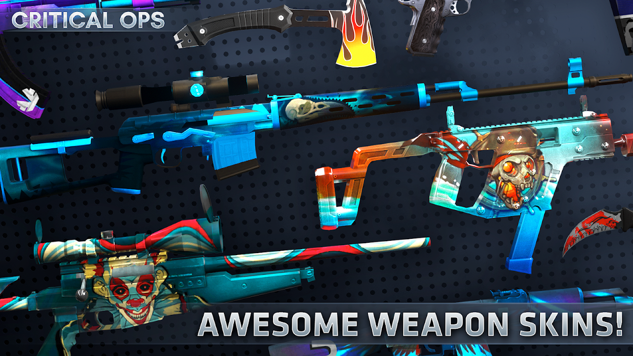 Android Critical Ops Screen 21