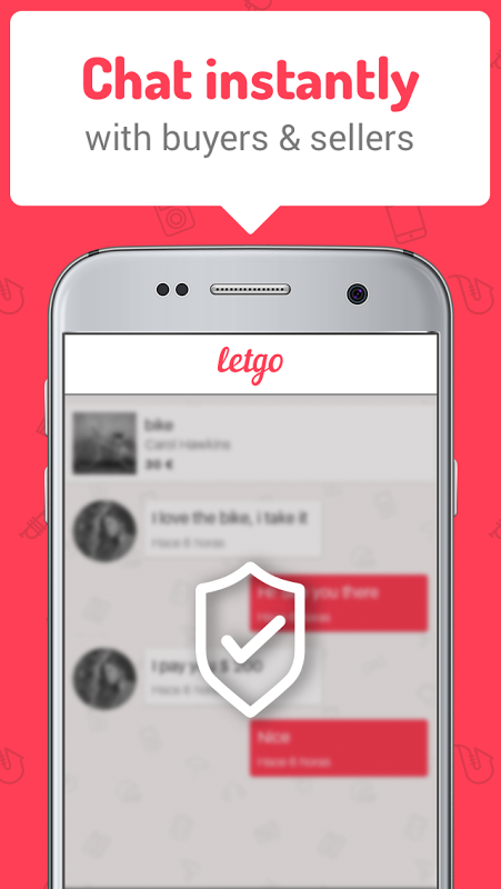 letgo 1.8.5 Screen 2