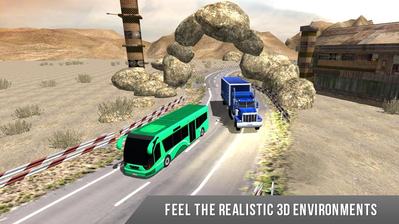 Android Truck Vs Bus Racing Screen 3