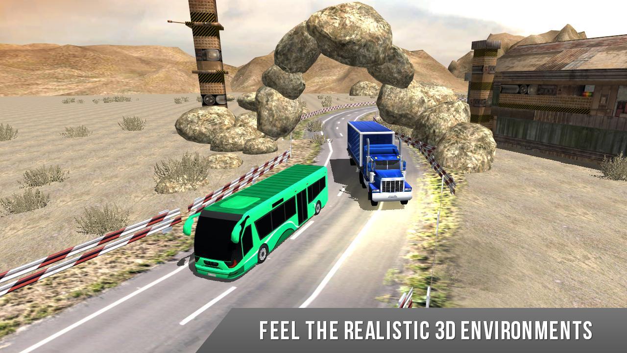 Truck Vs Bus Racing 1.4 Screen 3