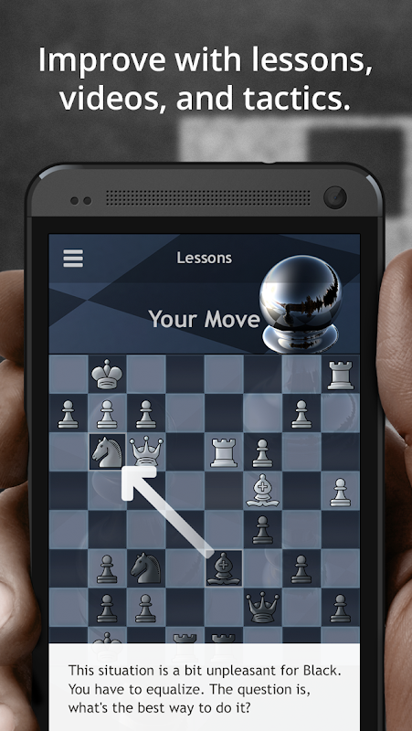 Chess - Play & Learn 3.8.1 Screen 2