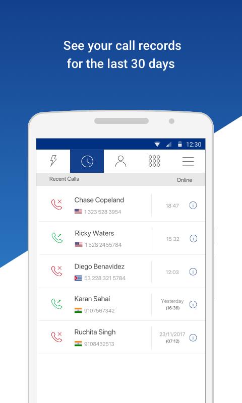 KeepCalling – Best Calling App 3.5.2 Screen 5