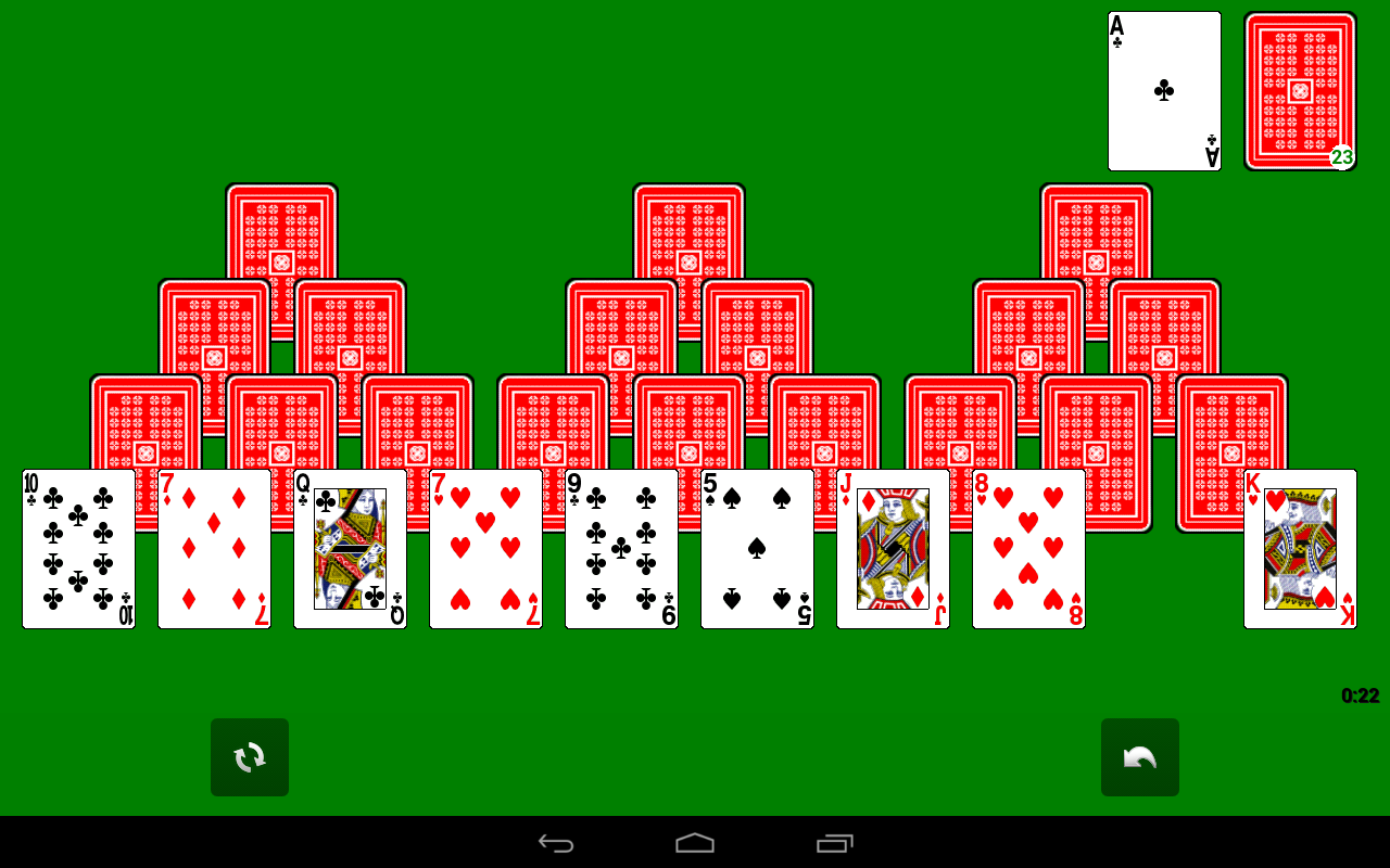 Solitaire 1.1.2 Screen 12