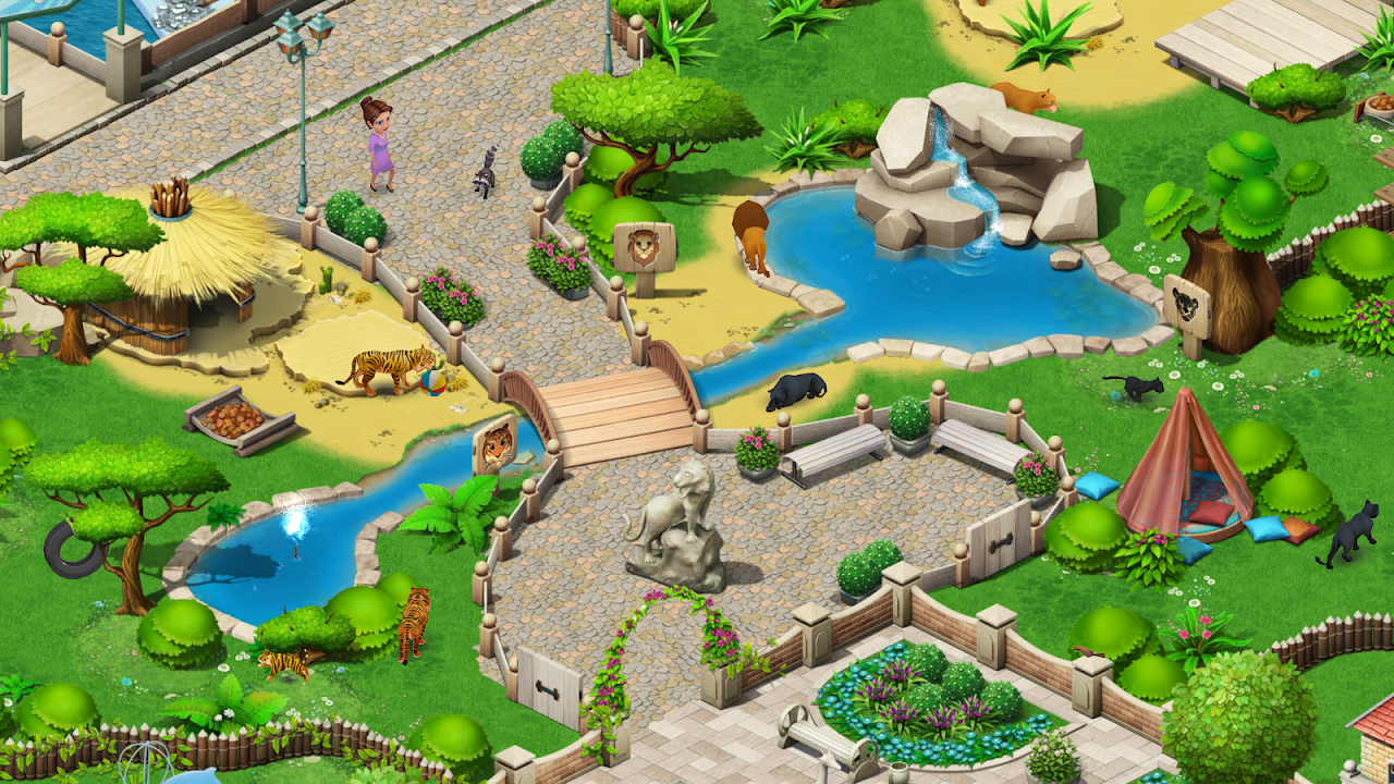 Family Zoo: The Story 1.4.6 Screen 5