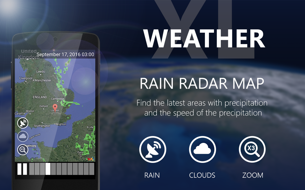 Weather Belgium XL PRO 1.4.3.6-be Screen 8