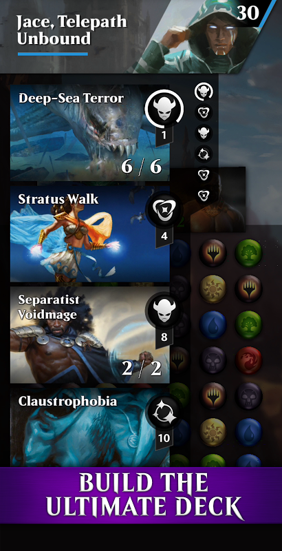 Magic the Gathering Puzzle Quest 1.6.5.12081 Screen 6