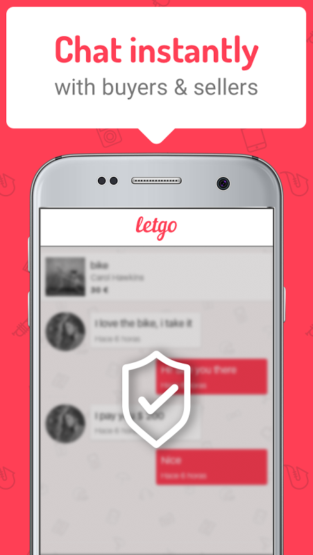 Android letgo: Buy & Sell Used Stuff Screen 3