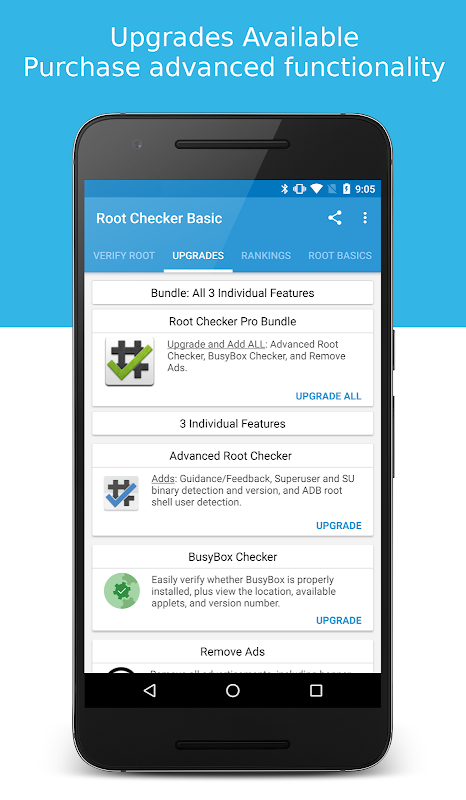 Root Checker 6.1.9 Screen 9