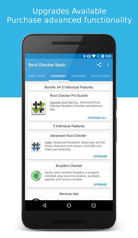 Root Checker 6.4.5 Screen 9