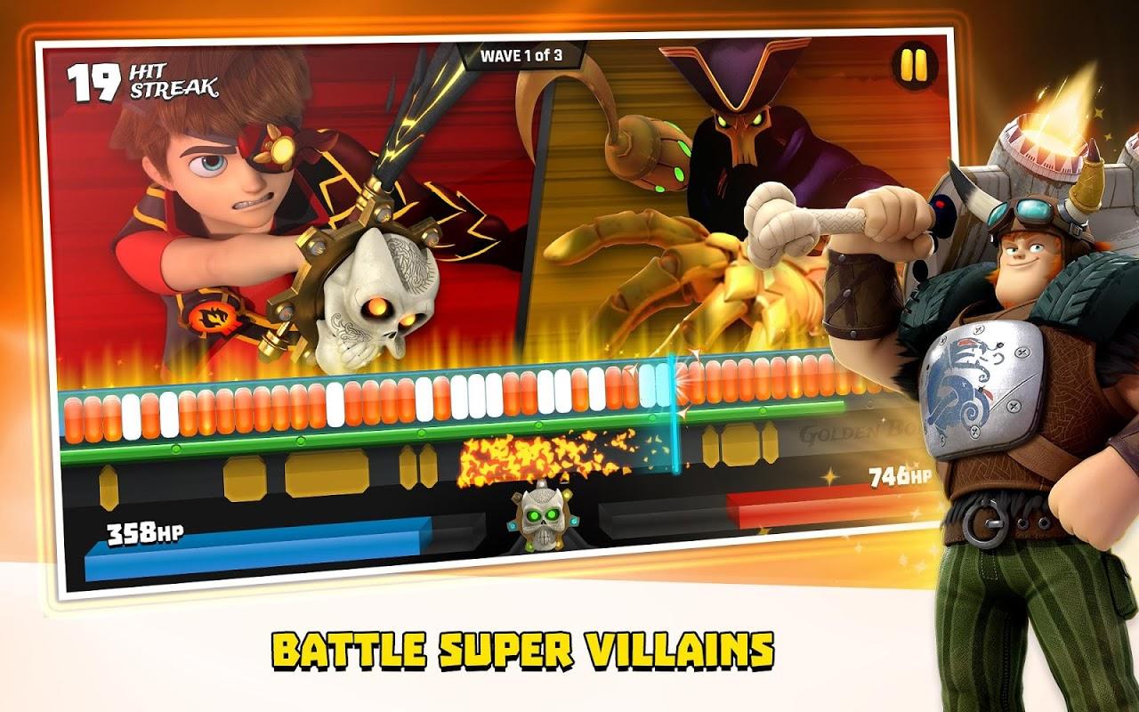 Zak Storm Super Pirate 1.2.4 Screen 7
