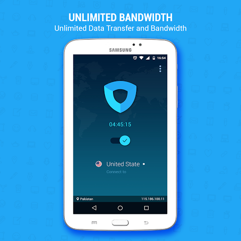 Android Ivacy VPN - Best Fast VPN Screen 3