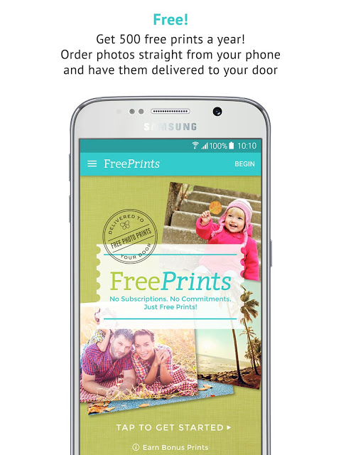Android FreePrints - Free Photos Delivered Screen 6
