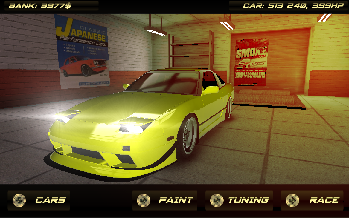 SNR Drift Racing 1.0.0 Screen 4