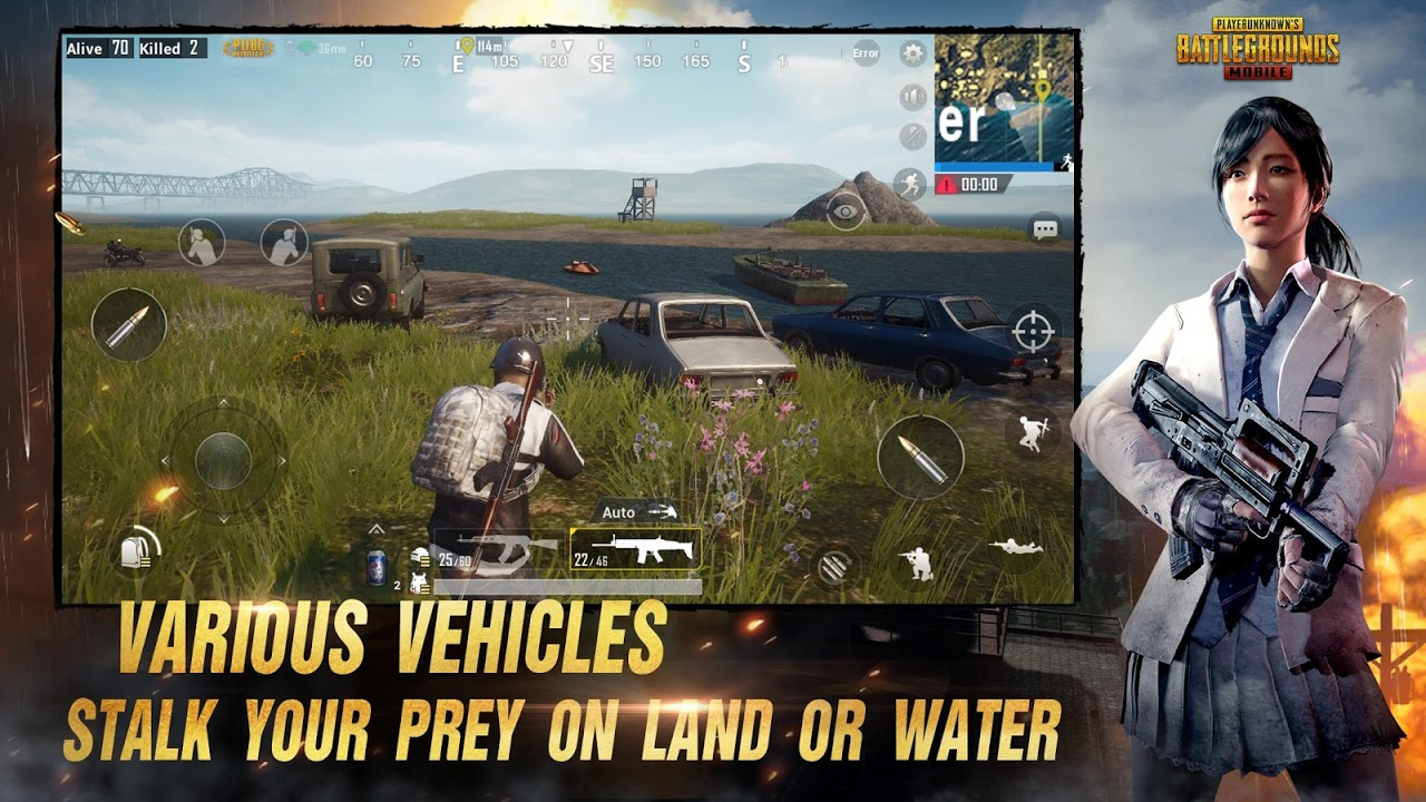 PUBG MOBILE 0.5.0 Screen 2