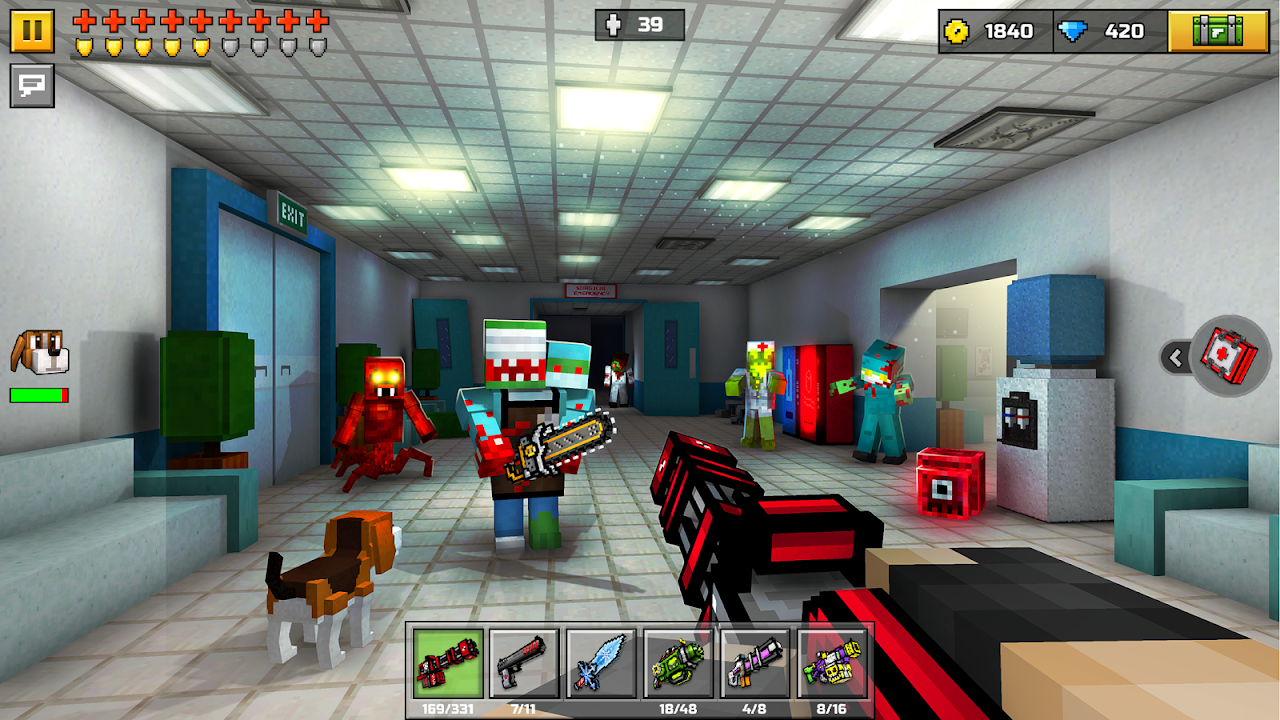Pixel Gun 3D (Pocket Edition) 16.8.0 Screen 3