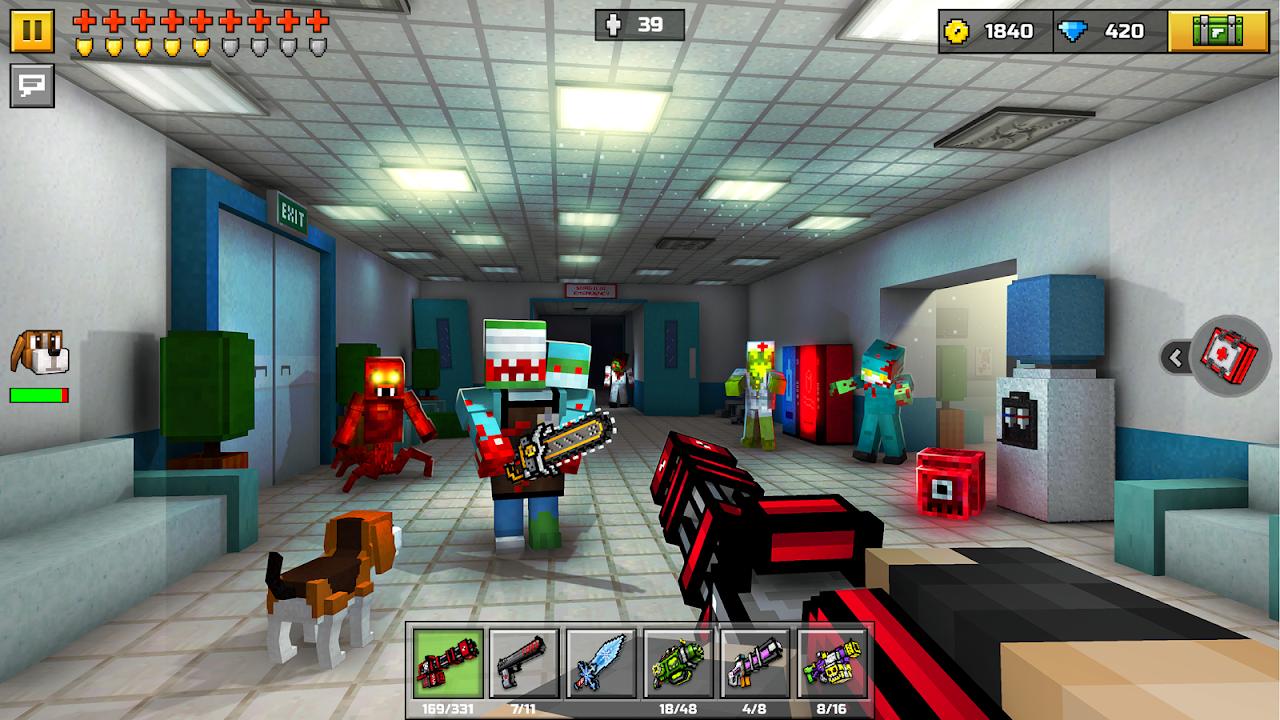 Pixel Gun 3D (Pocket Edition) 15.1.0 Screen 3