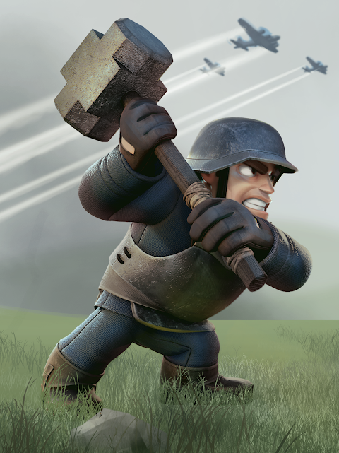 Android War Heroes: Strategy Card Game for Free Screen 6
